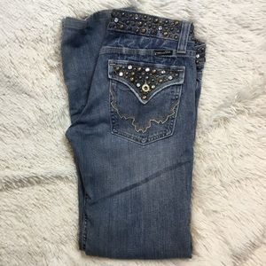 Miss Me Studded Jeans 29